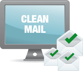 clean email